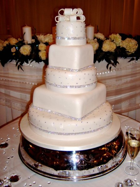 Delicieux Cakes > Wedding Cakes